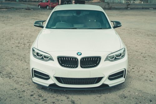 2 Series Front Splitter