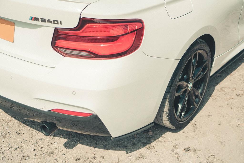 BMW 2 Series Rear